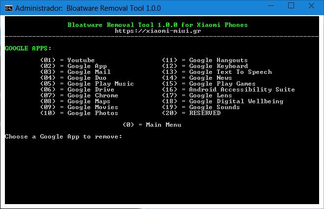 MIUI Bloatware Removal Tool 1.0.0-03.png