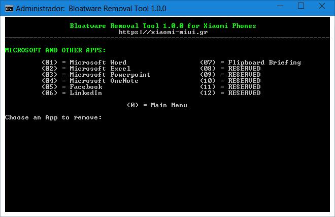 MIUI Bloatware Removal Tool 1.0.0-05.png