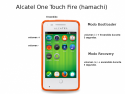firmware Alcatel 4012A (One Touch Fire) - Hosting Unlock