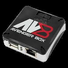Avengers Box